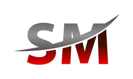 Swoosh Initial S M
