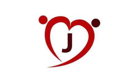 Love Initial J