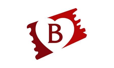 Love Initial B