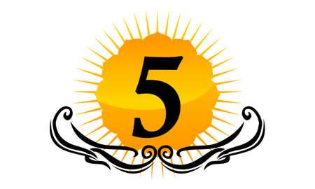 Modern Logo Number 5