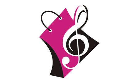 Music Store-Lösungen Standard-Bild - 78159165