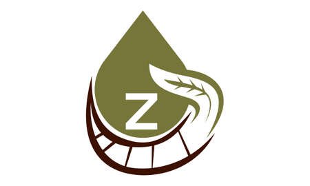 Oil Olive Nature Leaf Initial Z