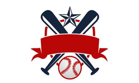 Softball Baseball Template