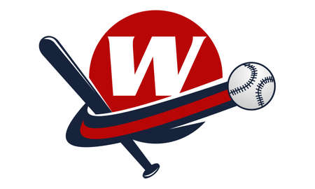fastball: Base Ball Letter W