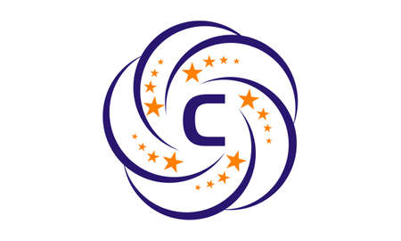 Star Swoosh Initial C