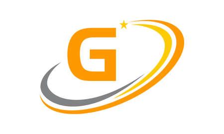 Modern Logo Solution Initial G