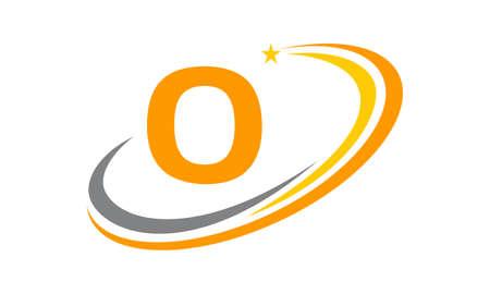 Modern Logo Solution Initial O