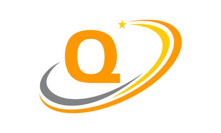 Modern Logo Solution Initial Q