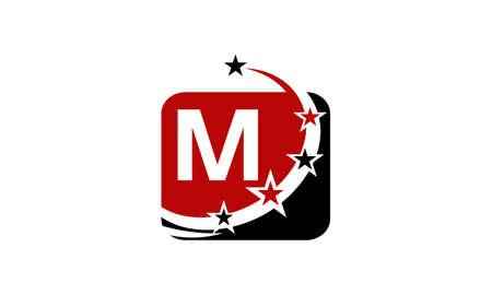 Star Solutions Initial M Illustration