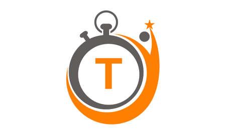 Success Time Management Letter T