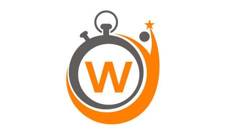 Success Time Management Letter W