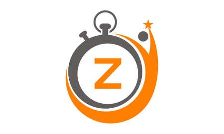Success Time Management Letter Z