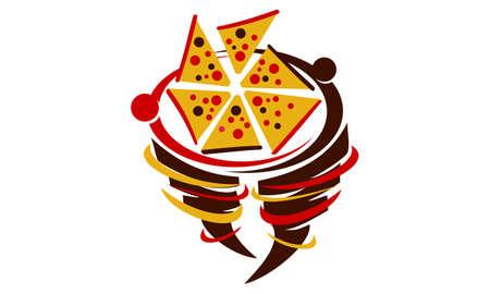 cheesy: Pizza Tornado