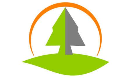cypress: Tree Logo