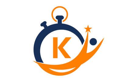 Success Time Management Letter K
