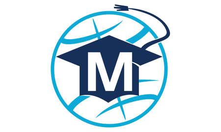 initial cap: World Education Letter M