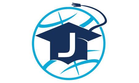 initial cap: World Education Letter J