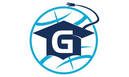 initial cap: World Education Letter G