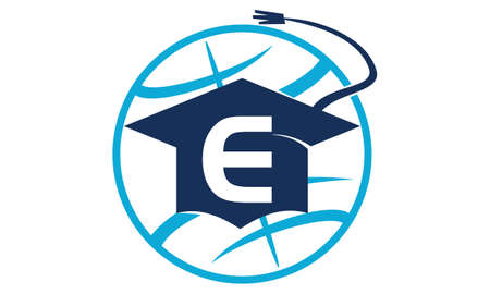 initial cap: World Education Letter E