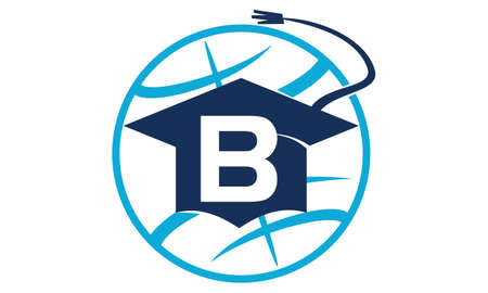 initial cap: World Education Letter B