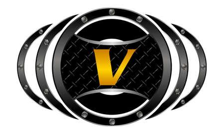 Mixed Martial Arts letter V