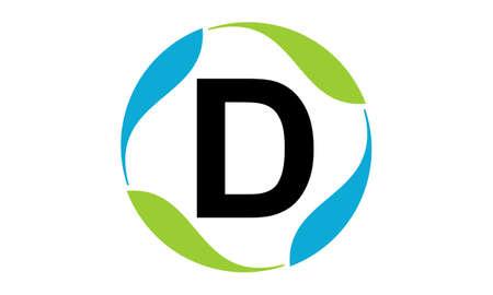 paysagiste: Solution de projet vert Lettre D