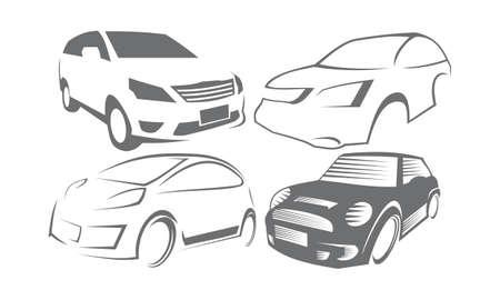 Auto Logo Set Bundle Sammlungen