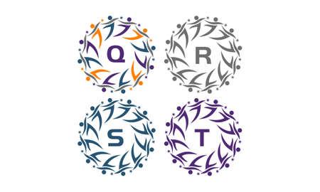Lettre de Coaching de Vie Success QRST Banque d'images - 78823559