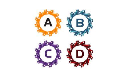 Success Life Coaching Letter A B C D
