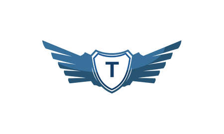 Wing Shield Initial T