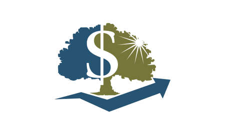 Money Tree icon.