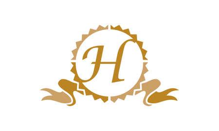 Quality Letter H logo