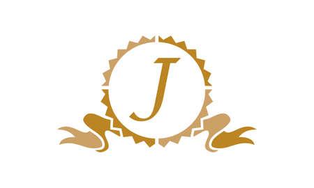 Quality Letter J logo