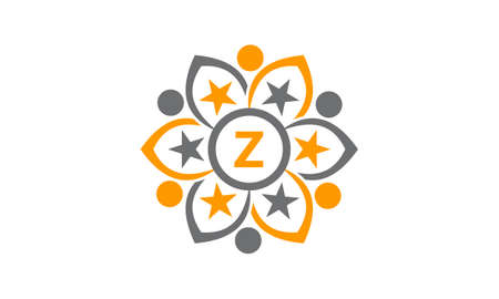 Success Life Coaching Letter Z logo