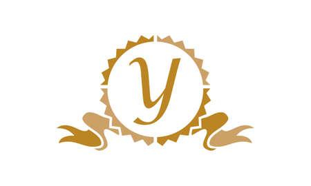 Quality Letter Y logo Illustration