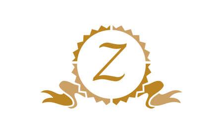 Quality Letter Z logo Illustration