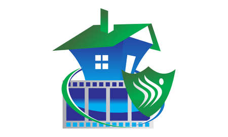 Home Surveillance  Illustration