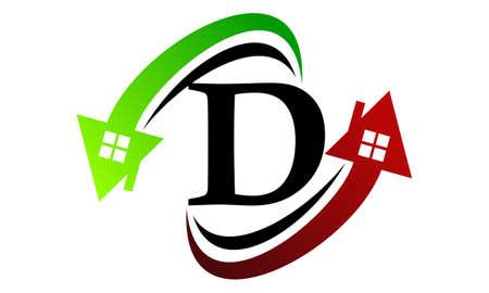 Real Estate Letter D