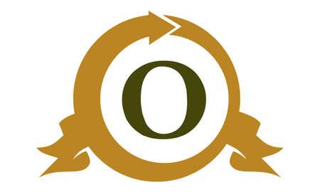 Modern Logo Solution Letter O