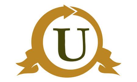Modern Logo Solution Letter U