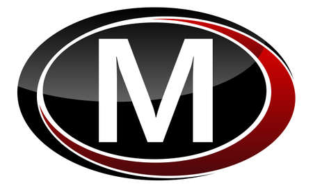 Modern Logo Solution Letter M Illustration