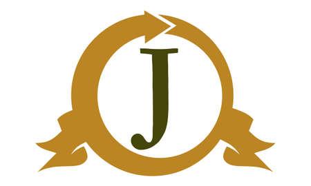 Modern Logo Solution Letter J