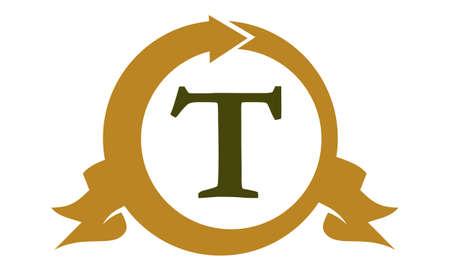 Modern Logo Solution Letter T