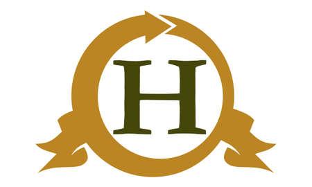 Modern Logo Solution Letter H