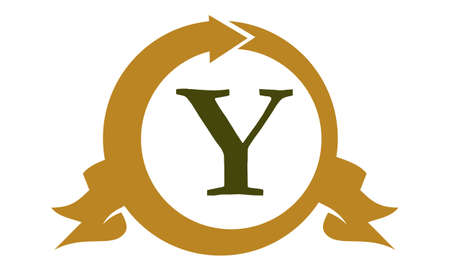 Modern Logo Solution Letter Y