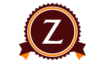 Modern Solution Letter Z