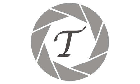 Photography Service Letter T