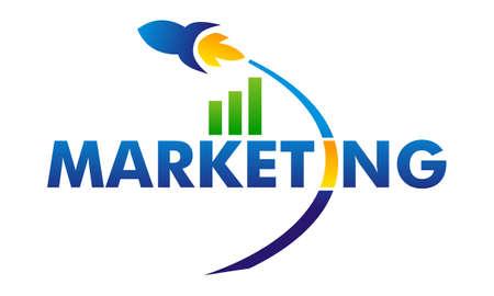 Marketing Letter Emblem