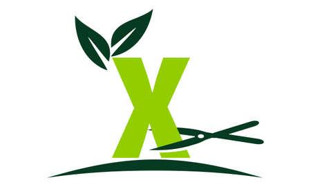 Letter X Lawn