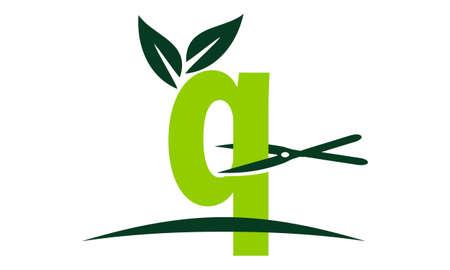 Letter Q Lawn